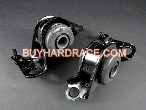 Hardrace Front Compliance Bushings 92 95 Civic Eg 6120